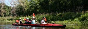 Виды водного туризма